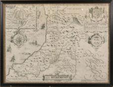 John Speed, 1610, Cardigan Shyre describ