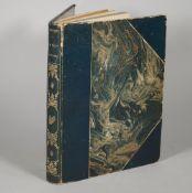BRUNELLESCHI, Umberto (1879-1949, illustrator) - Alfred Louis Charles DE MUSSET (1810-57).