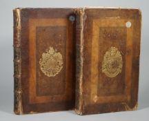 ALBUMS - [Printed Acts of Parliament]. Anno Regni Georgii II. ... Vicesimo Sexto [Vicesimo Septimo].