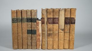 The Rector of Overton, A Novel. In Three Volumes. London: Fisher, Son, & Co.