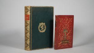 BINDINGS - Jules MAUREL. The Duke of Wellington. His Character, his Actions, and his Writings ...