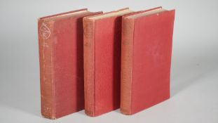 TOLKIEN, J. R. R. (1892-1973). The Lord of the Rings. London: George Allen & Unwin Ltd, 1955-56.