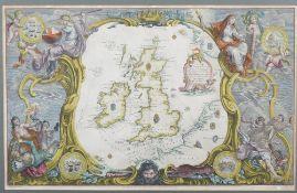 PINE, John (1690-1756).