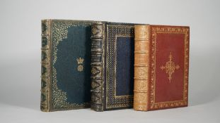 BINDINGS - Paul LACROIX (1806-84). The XVIIIth Century. Its Insitutions, Customs, and Costumes.