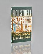 RAVILIOUS, Eric (1903-42, illustrator) & James Maude RICHARDS (1907-92). High Street.