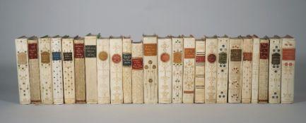 BINDINGS - Lord BYRON (1788-1824). Poetical Works. London: Henry Frowde, 1907.