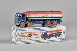 A Dinky 942 Foden 14-ton 'Regent tanker, boxed.