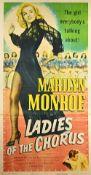 FILM POSTER: 'Ladies of the Chorus', Columbia Pictures, (1952) US.