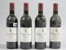Four bottles of 1978 Chateau Giscours Margaux, Grand Cru Classe, (4).