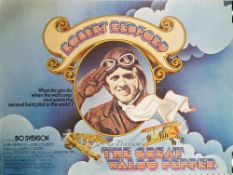 FILM POSTERS: a group of eleven posters, loose sheets, including 'Time Bandits', Embassy Pictures,