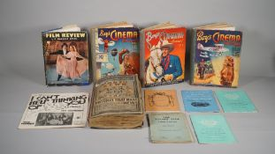 FILM AND THEATRE EPHEMERA,