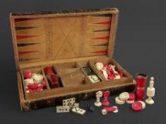A Victorian games compendium,