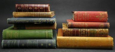 ROGERS (Samuel) Italy, a poem, 1836, half calf, rebacked, marbled boards,