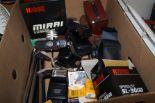 Lot 14 - Assorted good quality cameras & equipment