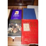 Lot 5 - 2 princess Diana books & 2 further books to includ