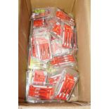 Lot 4 - Shopstock of steel dart tips