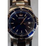Lot 50 - Gents Movado series 800 wristwatch original box