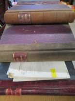 Lot 34 - A selection of nine early 20th century ledgers