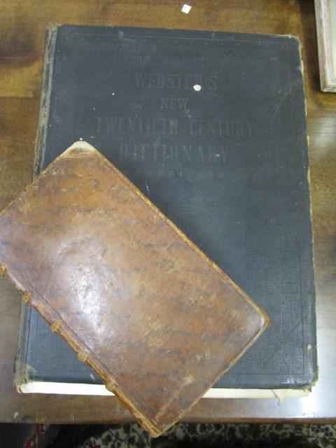 Lot 6 - A 1745 Spanish/French grammar book entitled 'Grammaire Nouvelle Espagnole et Francoise, together