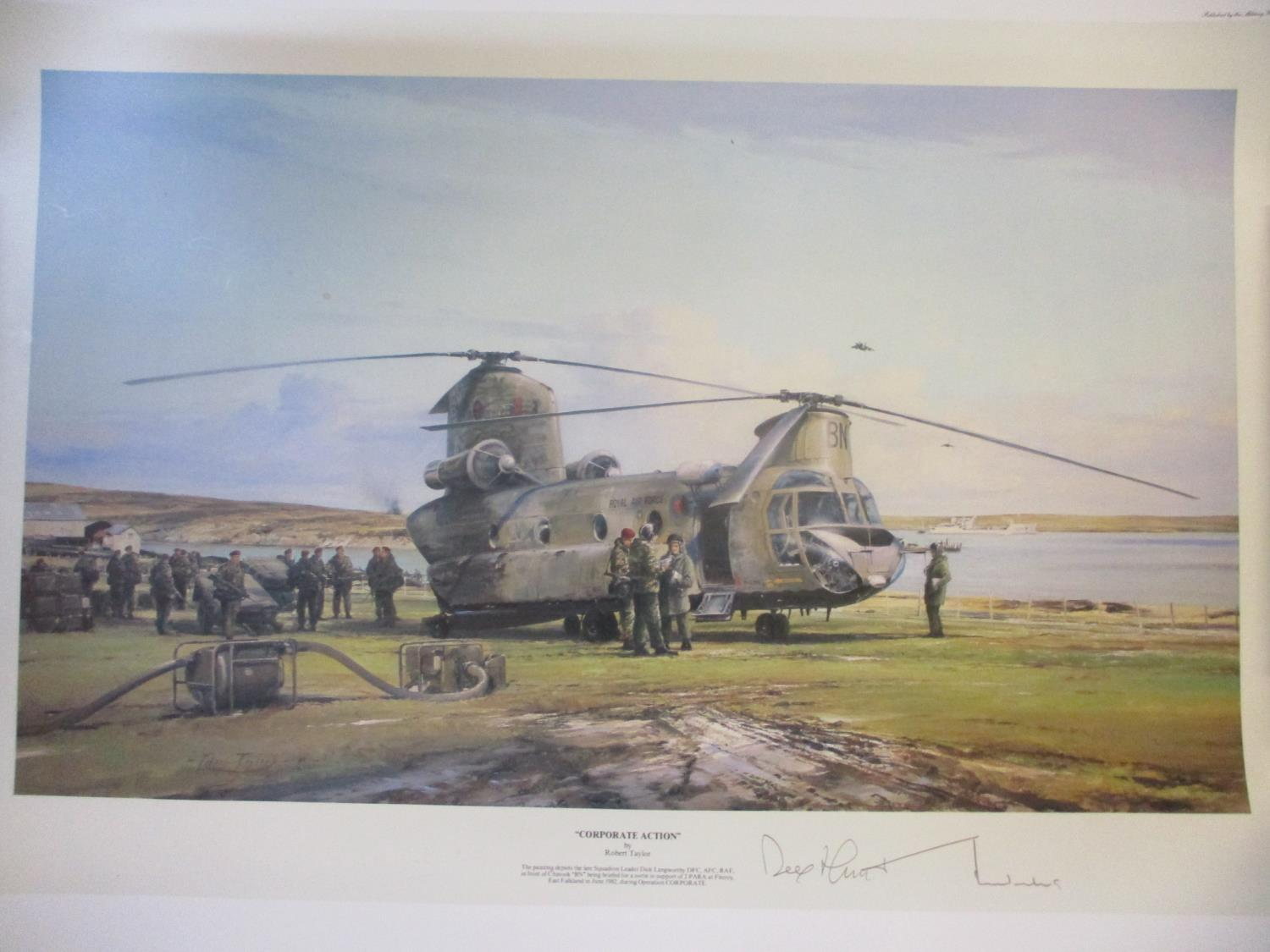 Lot 286 - John D Jones 0 The Squaw's Wardance - a limited edition 206/1200 print, signed in the margin by
