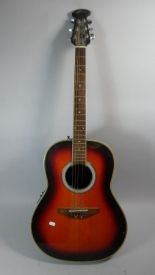 Lot 108 - An Applause Summit Series Acoustic-Electric Guitar