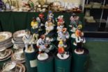 Lot 233 - A Collection of Twenty Two Robert Harrop Country Companions Sporting Figures