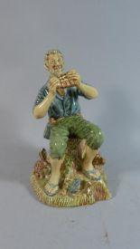 Lot 239 - A Royal Doulton Figure, Dreamweaver, Hairline to Base