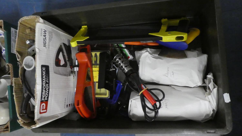Lot 459 - A Box of Tools