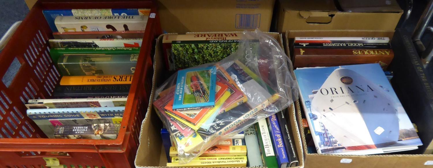 Lot 350 - *AUSTIN '7' SPECIALS BOOK AND 6 CHILDRENS BOOKS AND TWO SPECIMEN STAMP WALLETS, AND VARIOUS