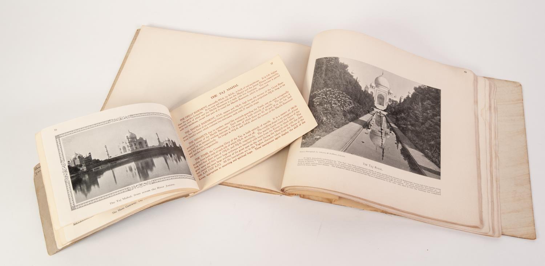 Lot 69 - TRAVEL-Glimpses of the East, India, Burmah, Ceylon and Straits Settlement, pub J W Stevens 10 Hare