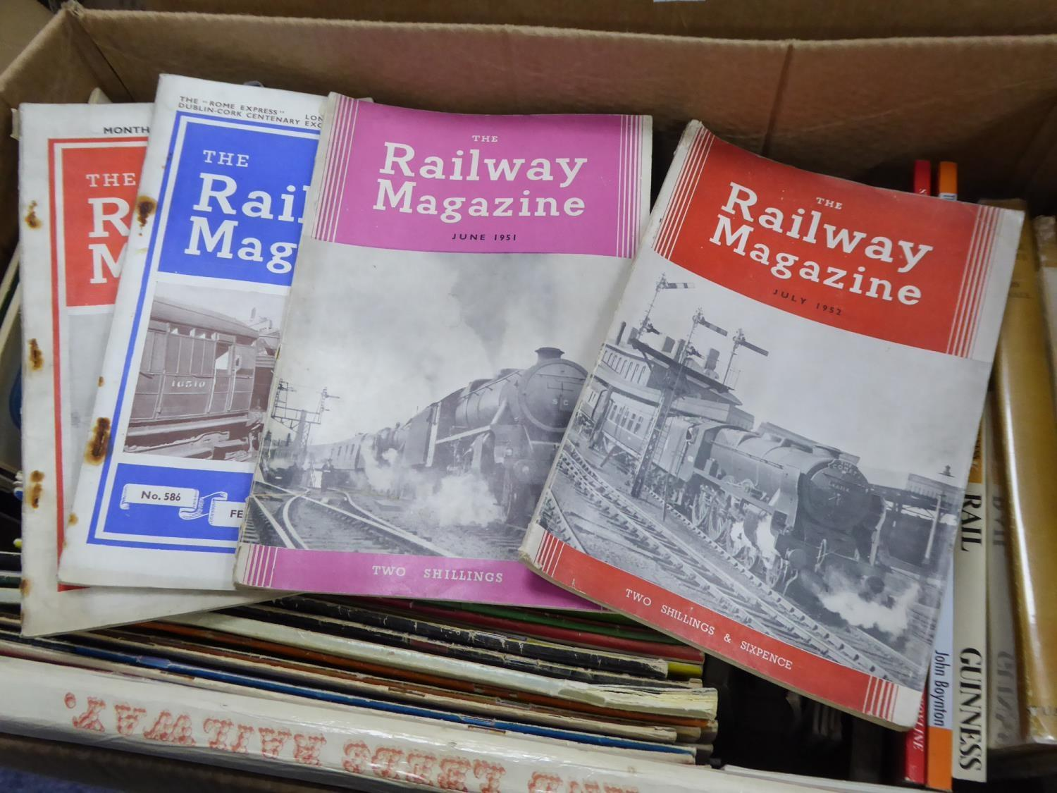 Lot 109 - RAILWAY INTEREST. Rush- Steam Railcars, pub Oakwood Press 1971. Griffiths- The Cheshire Lines