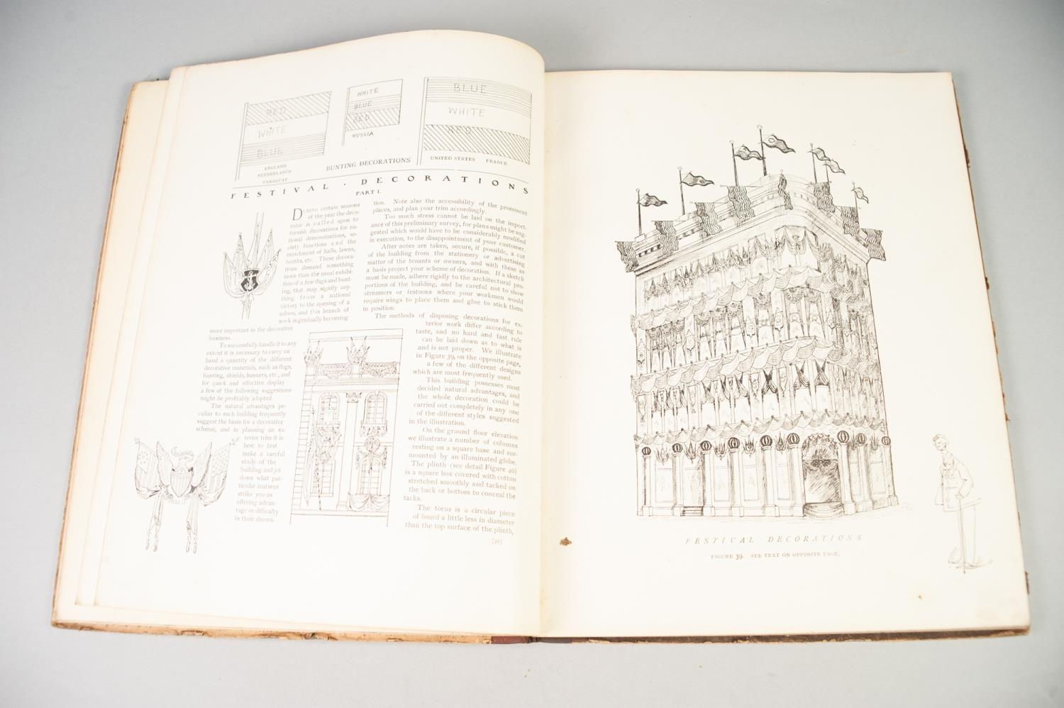 Lot 82 - STEPHENSON, CUTTING AND DRAPING, publisher Clifford and Lawton (c. 1905), illustrated with over