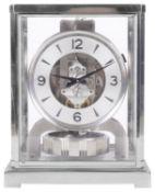 A Jaeger Le Coultre Atmos mantel clock, c1970's