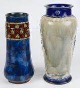 A Royal Doulton vase, c1932,