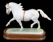 A Royal Worcester figure of Welsh Mountain Pony
