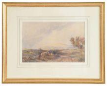 Anthony V Copley-Fielding P.O.W.S.(British1778-1885) watercolour