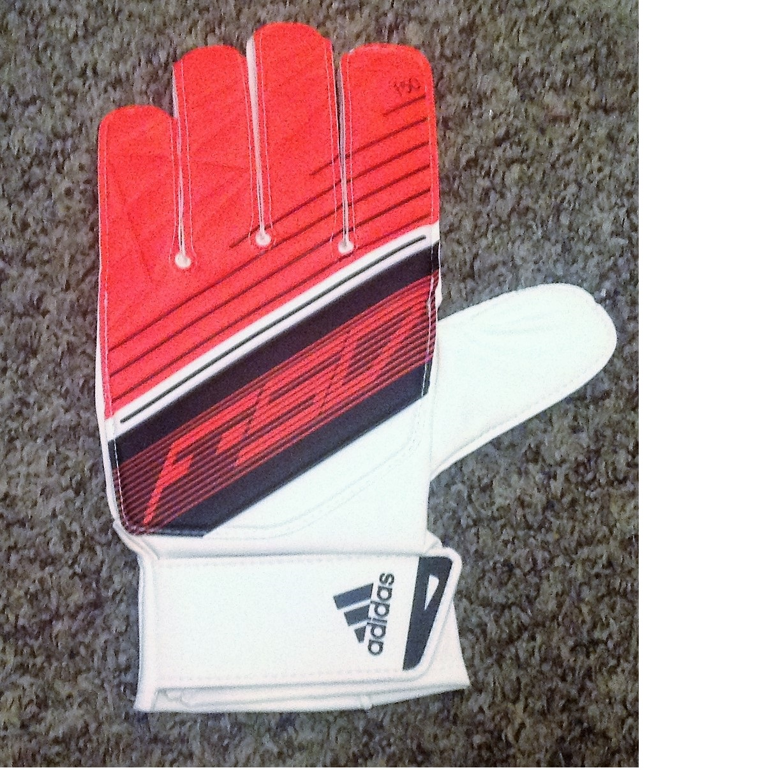 Lot 27 - Football Hugo Lloris signed Adidas goalkeeper glove. Hugo Lloris, born 26 December 1986 is a