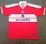 Lot 32 - Football Gary Pallister signed Middlesbrough no 6 home shirt. Gary Andrew Pallister, born 30 June
