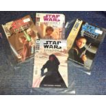 Lot 6 - Star Wars signed Collection of 4 comics Episode 1 The Phantom Menace 1. Each individually signed
