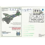 Lot 62 - Viscount Portal of Hungerford signed RAF Duke of Yorks RAF Escaping Society cover SC28. Good