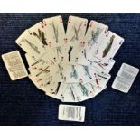 Lot 8 - Aviation collection 24no British Airways playing cards with some of the most historical planes