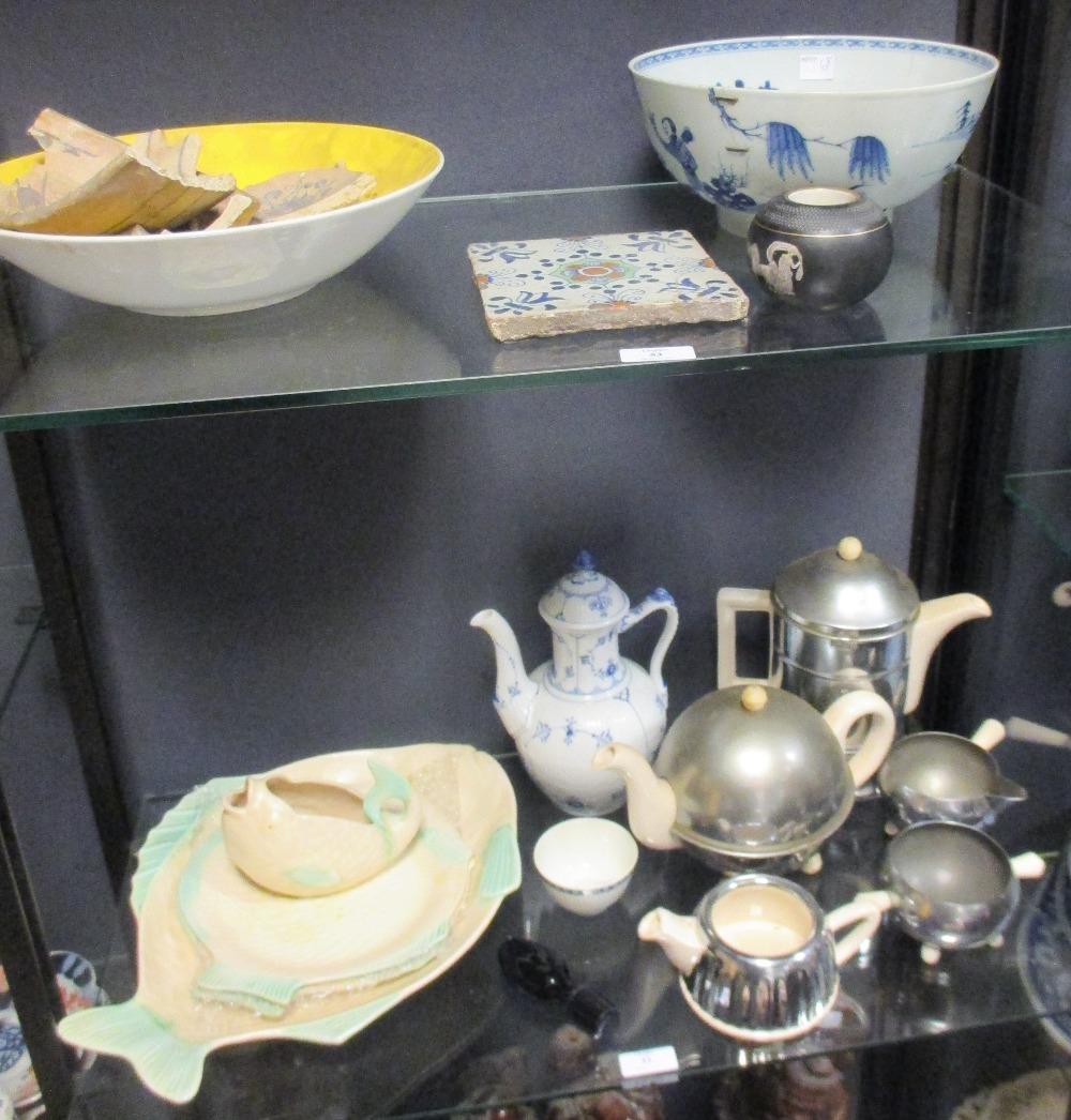 Lot 53 - Various ornamental and domestic china