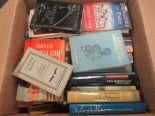 Lot 418 - A large quantity of various book to include Chats on Oriental China, the night of the new moon,