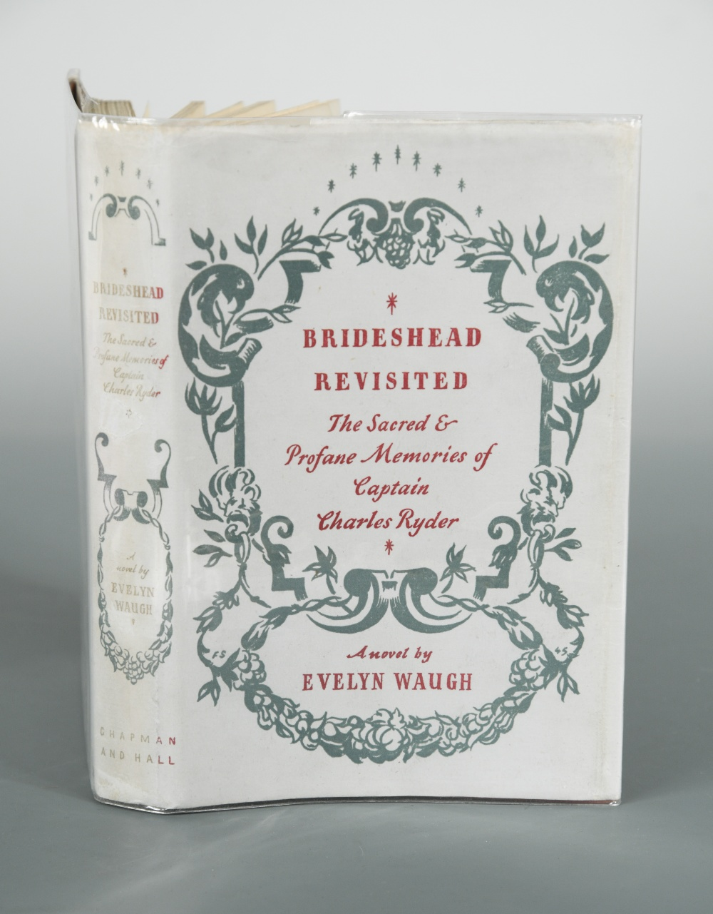 WAUGH (Evelyn) Brideshead Revisited, first edition London 1945, 8vo, in intact dust jacket, light