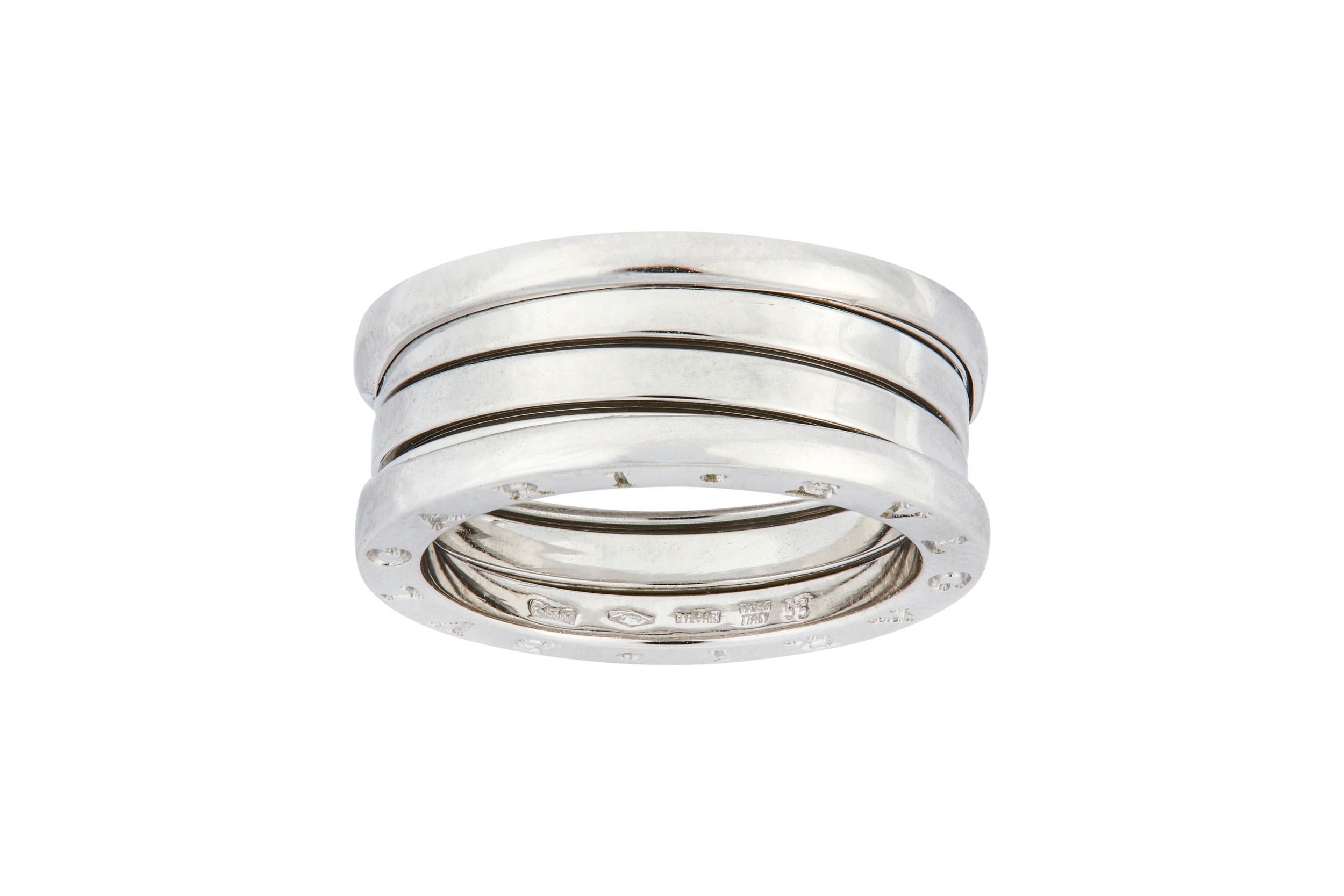 Lot 16 - A B.Zero ring, by Bulgari