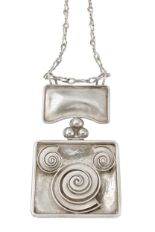 Lot 52 - A pendant, by Lalaounis, circa 1970