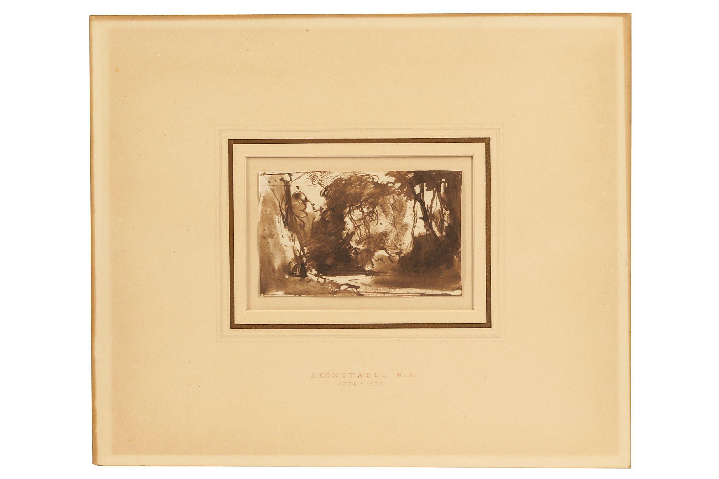 JOHN CONSTABLE RA (BRITISH 1776 -1837) - Image 5 of 7
