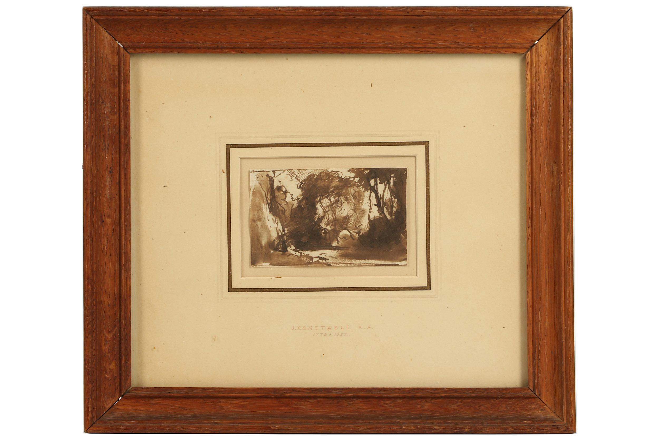 JOHN CONSTABLE RA (BRITISH 1776 -1837) - Image 7 of 7