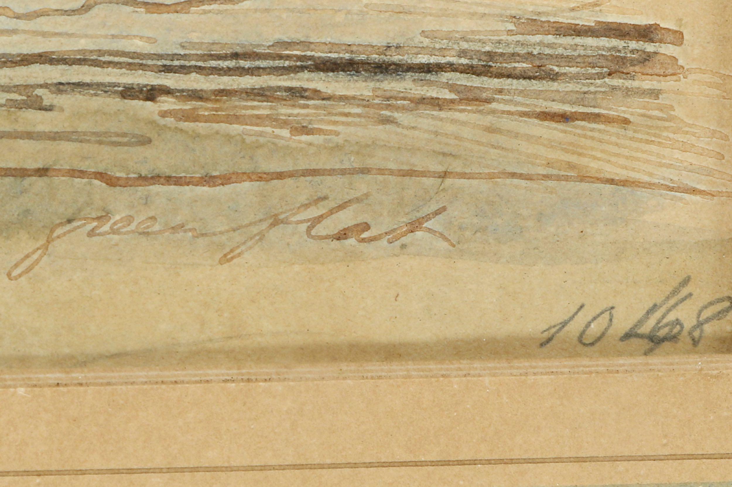 EDWARD LEAR (BRITISH 1812 - 1888) - Image 4 of 5