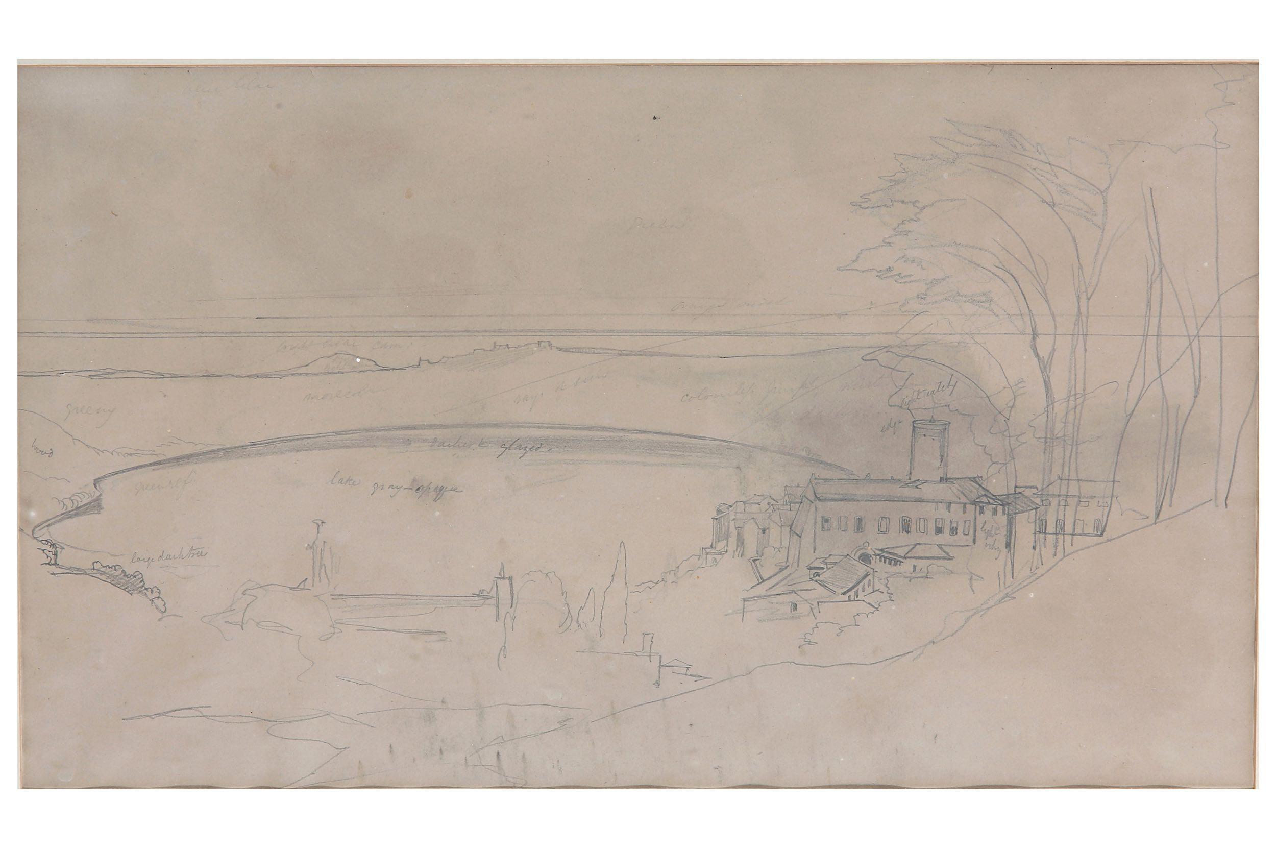 EDWARD LEAR (BRITISH 1812 - 1888)